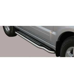 Sorento 07-09 Side Steps - P/188/IX - Sidebar / Sidestep - Unspecified
