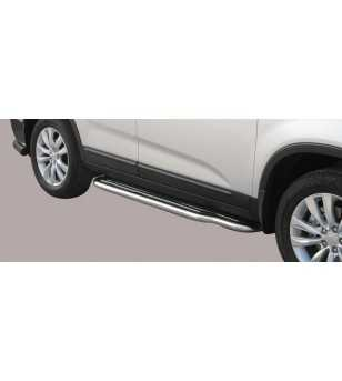 Sorento 09- Side Steps - P/190/IX - Sidebar / Sidestep - Unspecified