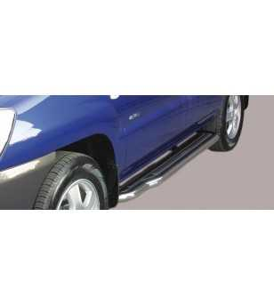 Sportage 05-08 Side Steps - P/158/IX - Sidebar / Sidestep - Unspecified - Verstralershop