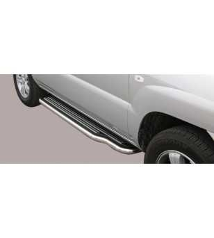 Sportage 09-10 Side Steps - P/228/IX - Sidebar / Sidestep - Unspecified - Verstralershop