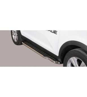 Sportage 11- Side Steps - P/275/IX - Sidebar / Sidestep - Unspecified