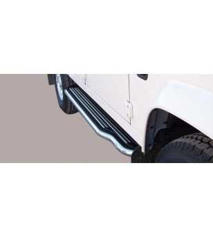 Defender 110 94- Side Steps - P/190/IX - Sidebar / Sidestep - Unspecified