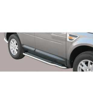 Freelander 07- Side Steps - P/227/IX - Sidebar / Sidestep - Unspecified