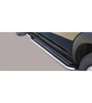 Freelander 98-03 Side Steps - P/83/IX - Sidebar / Sidestep - Unspecified