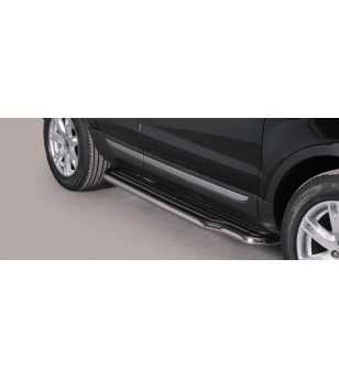 Evoque 12- Side Steps - P/306/IX - Sidebar / Sidestep - Unspecified
