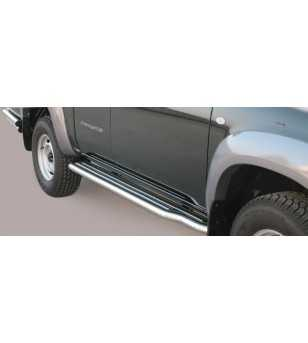 BT50 06-09 Double Cab Side Steps - P/199/IX - Sidebar / Sidestep - Unspecified