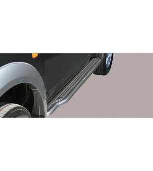 L200 06-09 Club Cab Side Steps - P/187/IX - Sidebar / Sidestep - Unspecified