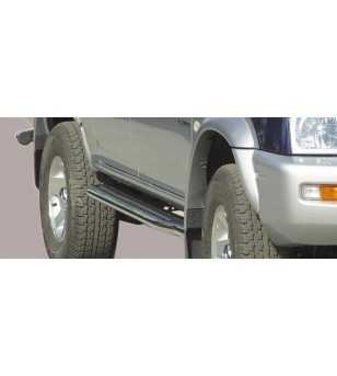 L200 2002-2005 Double Cab Side Steps