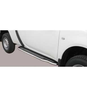 L200 10- Club Cab Side Steps - P/262/IX - Sidebar / Sidestep - Unspecified