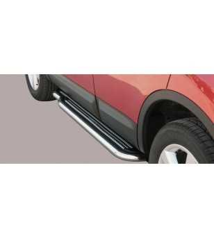 Qashqai 07-09 Side Steps - P/203/IX - Sidebar / Sidestep - Unspecified