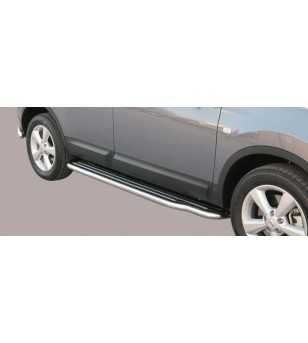 Qashqai +2 08- Side Steps - P/229/IX - Sidebar / Sidestep - Unspecified - Verstralershop