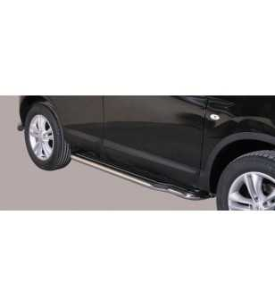 Qashqai 10- Side Steps - P/265/IX - Sidebar / Sidestep - Unspecified