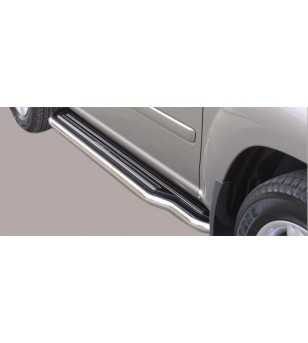X-Trail 01-07 Side Steps - P/119/IX - Sidebar / Sidestep - Unspecified - Verstralershop