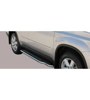 X-Trail 08-10 Side Steps - P/190/IX - Sidebar / Sidestep - Unspecified - Verstralershop