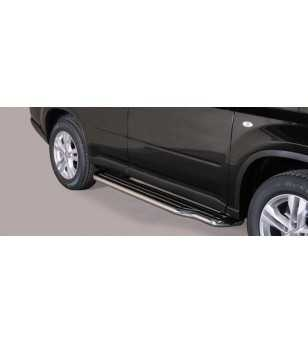 X-Trail 11- Side Steps - P/287/IX - Sidebar / Sidestep - Unspecified - Verstralershop