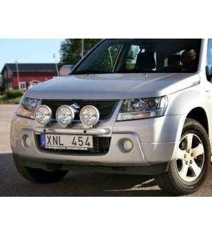 Grand Vitara 05-08 Q-Light/3 - Q900038 - Bullbar / Lightbar / Bumperbar - Verstralershop