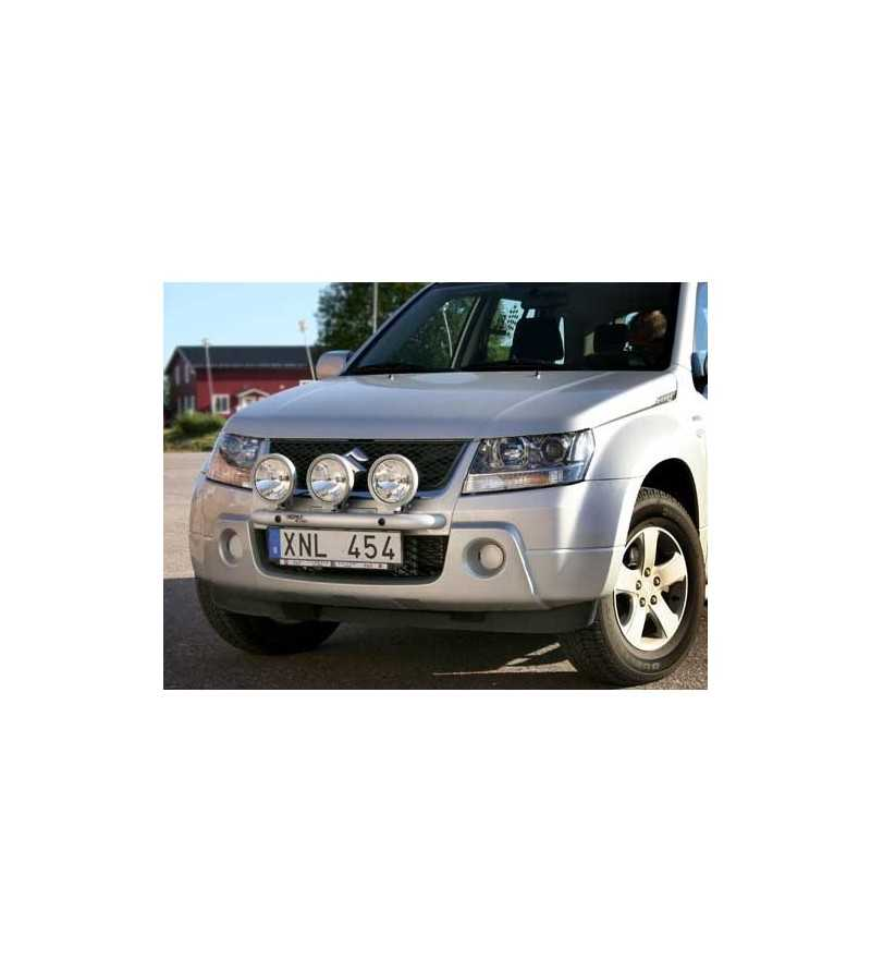 Grand Vitara 05-08 Q-Light/3 - Q900038 - Bullbar / Lightbar / Bumperbar - QPAX Q-Light