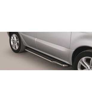 Koleos 11- Side Steps - P/226/IX - Sidebar / Sidestep - Unspecified