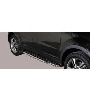 Korando 11- Side Steps