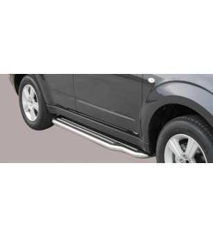 Forester 08- Side Steps - P/220/IX - Sidebar / Sidestep - Unspecified