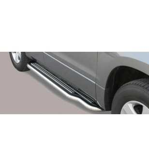 Grand Vitara 05-08 5DR Side Steps - P/168/IX - Sidebar / Sidestep - Unspecified