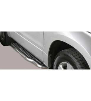 Grand Vitara 09- 3DR Side Steps - P/169/IX - Sidebar / Sidestep - Unspecified