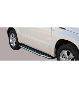 Grand Vitara 09- 5DR Side Steps - P/236/IX - Sidebar / Sidestep - Unspecified - Verstralershop