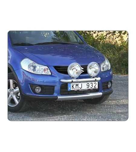 SX4 06- Q-Light/2 - Q900137 - Bullbar / Lightbar / Bumperbar - QPAX Q-Light