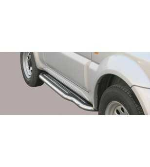 Jimny 06- Side Steps - P/89/IX - Sidebar / Sidestep - Unspecified