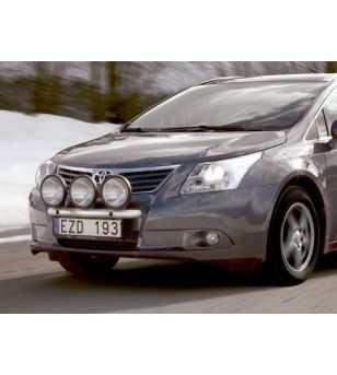 Avensis 09- Q-Light/3 - Q900104 - Bullbar / Lightbar / Bumperbar - Verstralershop