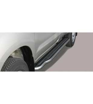 Hilux 06-11 Extra Cab Side Steps - P/171/IX - Sidebar / Sidestep - Unspecified