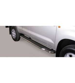 Hilux 11- Extra Cab Side Steps - P/171/IX - Sidebar / Sidestep - Unspecified