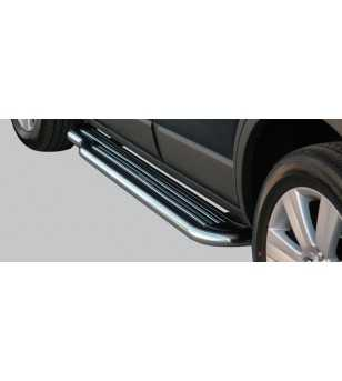 Hilux 1989-1997 Double Cab Side Steps - P/121/IX - Sidebar / Sidestep - Unspecified