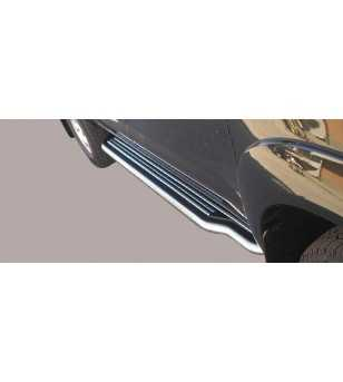 Hilux 06-11 Side Steps - P/208/IX - Sidebar / Sidestep - Unspecified