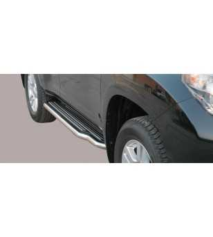 Landcruiser 150 09- 5DR Side Steps - P/255/IX - Sidebar / Sidestep - Unspecified