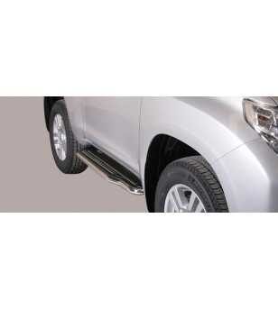 Landcruiser 150 09- 3DR Side Steps - P/266/IX - Sidebar / Sidestep - Unspecified