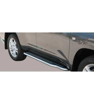 Landcruiser 200 08- Side Steps - P/224/IX - Sidebar / Sidestep - Unspecified