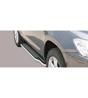 RAV4 09-10 Side Steps - P/245/IX - Sidebar / Sidestep - Unspecified