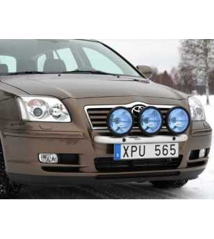 Avensis 03-08 Q-Light/3 - Q900030 - Bullbar / Lightbar / Bumperbar - Verstralershop