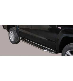 Amarok 11- Side Steps - P/280/IX - Sidebar / Sidestep - Unspecified