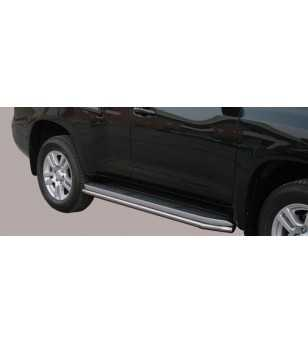 Landcruiser 150 09- 5DR Sidebar Protection