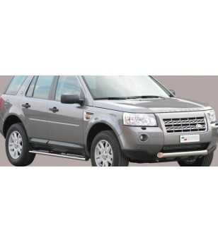 Freelander 07- Slash Bar ø76 - SLF/227/IX - Sidebar / Sidestep - Unspecified