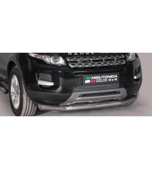 Evoque 12- Slash Bar ø76 - SLF/306/IX - Bullbar / Lightbar / Bumperbar - Unspecified - Verstralershop
