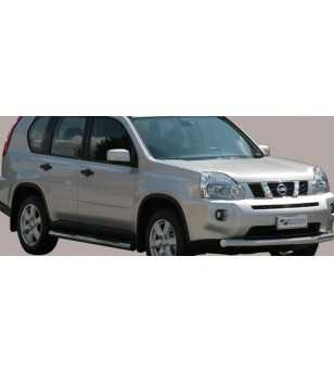 X-Trail 08-10 Slash Bar ø76 - SLF/207/IX - Bullbar / Lightbar / Bumperbar - Unspecified - Verstralershop