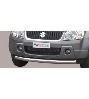 Grand Vitara 05-08 Slash Bar ø76 - SLF/168/IX - Bullbar / Lightbar / Bumperbar - Unspecified