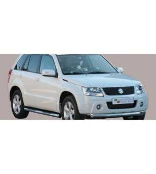 Grand Vitara 09- Slash Bar ø76 - SLF/236/IX - Bullbar / Lightbar / Bumperbar - Unspecified - Verstralershop