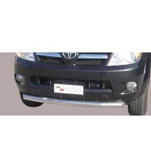 Hilux 06-11 Slash Bar ø76 - SLF/171/IX - Bullbar / Lightbar / Bumperbar - Unspecified