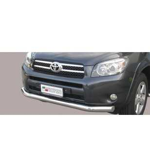 RAV4 06-08 Slash Bar ø76 - SLF/175/IX - Bullbar / Lightbar / Bumperbar - Unspecified - Verstralershop