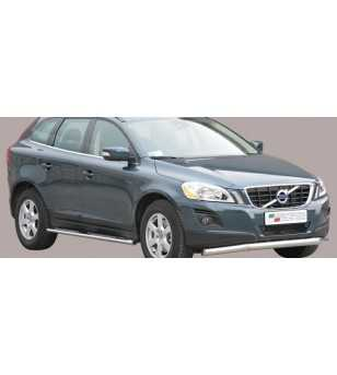 XC60 08- Slash Bar ø76 - SLF/246/IX - Bullbar / Lightbar / Bumperbar - Verstralershop