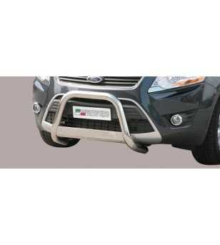 Kuga 08- Medium Bar ø63 EU - EC/MED/223/IX - Bullbar / Lightbar / Bumperbar - Unspecified - Verstralershop